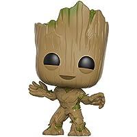 POP Guardians 2 Groot Bobblehead Figure