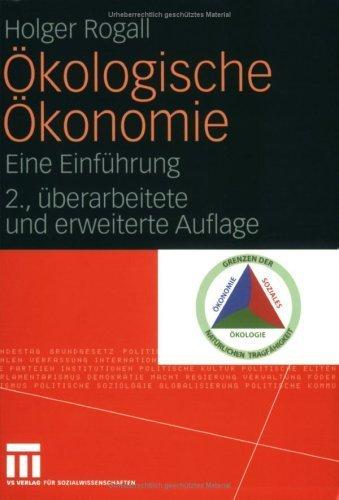 Ökologische Ökonomie: Eine Einführung