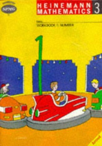 Heinemann Maths 3: Omnibus Pack: Workbook 1-3 Year 3