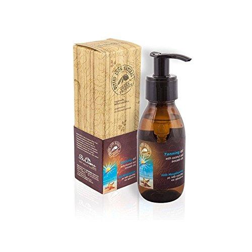 Tanning Oil/100 ml BioAroma Huile de soleil