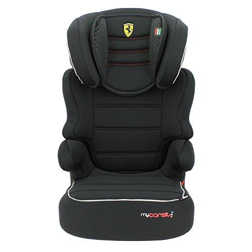 Mycarsit Rehausseur Ferrari, Groupe 2/3 (de 15 à36 kg), Noir