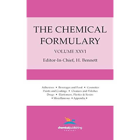 The Chemical Formulary: Collection of Commercial Formulas for Making Thousands