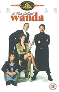 A Fish Called Wanda [DVD] [1988]