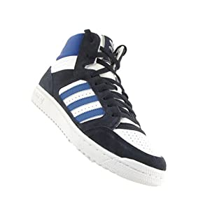 41HWINjDkTL. SS300  - adidas Pro Play Sneaker Blue Shoes