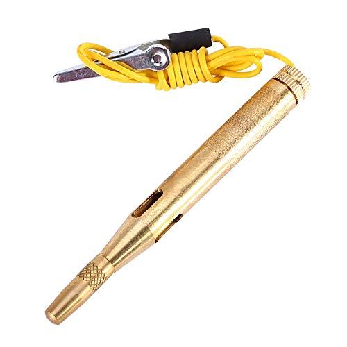 Hanbaili Kupferner elektrischer Stift-Test elektrischer Stift haltbarer kupferner Goldinstrumentierungs-Auto-Reparatur
