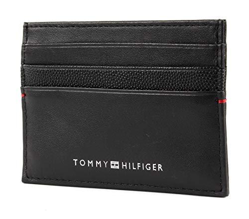 Tommy Hilfiger Business Kreditkartenetui Leder 10 cm