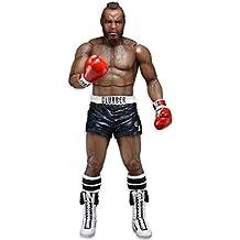 Figura de Acción Rocky 40th Anniversary - Clubber Lang con pantalón negro