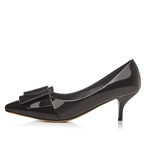 1to9, Chaussures À Talons Femme Noire