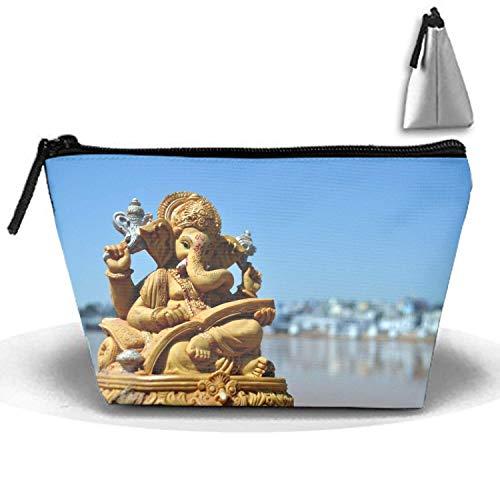 Bolsa viaje hindú impresa multifunción portátil