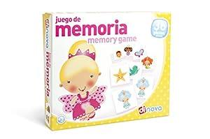 Dinova - Juego de memoria Hadas, juguete educativo (D0945052)