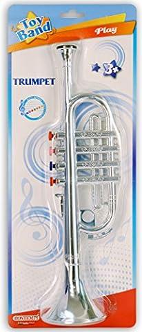 Bontempi - 323802 - Instrument de Musique - Trompette - 4 Notes