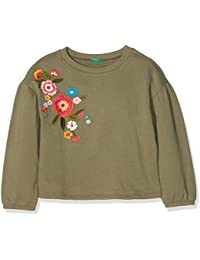 United Colors of Benetton Sweater L/S, suéter para Niñas
