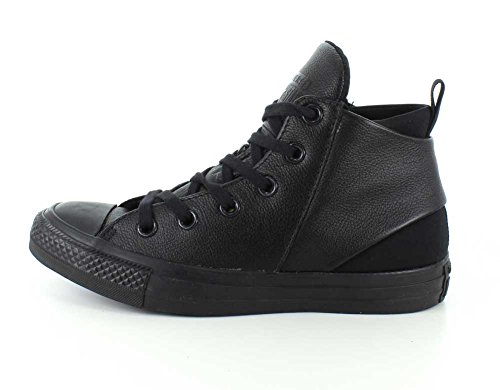 Converse Mandrini 553377C CT AS pelle Sloane Nero Nero Black