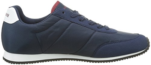 Le Coq Sportif Racerone, Baskets Basses Mixte Adulte Bleu (Dress Blue)