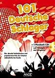 101 DEUTSCHE SCHLAGER - arrangiert für Keyboard - (Gitarre) - fünf CD´s [Noten / Sheetmusic]