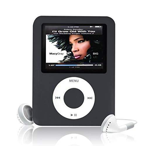 OSYARD MP3 MP4 Player,8G Tragbare,Verlustfreie Sound-Musik-Player,MP4-Player,1.8 Zoll LCD Bildschirm Medien-und Videoplayer Unterstützung für Musik,Video,Ebook,Kopfhörer und Ladekabel Inklusive