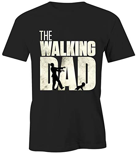 Puzzletee t-shirt idea regalo festa del papà the walking dad - father's day - maglietta divertente papà