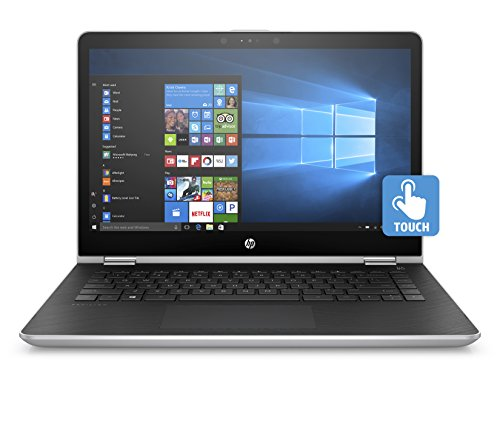 HP 2GF75EAl Notebook Convertibile, Display da 14', Processore...