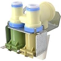 Spares2go eléctrico válvula de agua para General Electric para nevera congelador/refrigerador Fitment List H