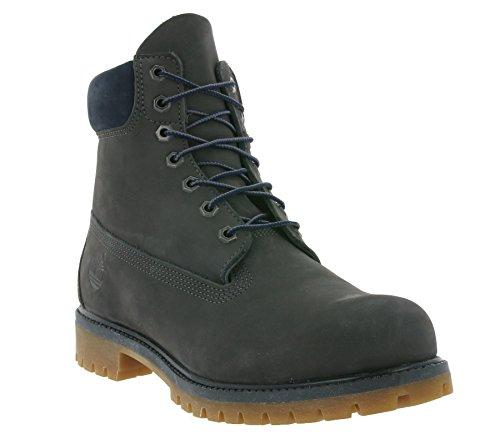 Timberland AF 6 In Prem Forged Iron Waterbuck Nubuck CA17QF, Boots Grau (grau)