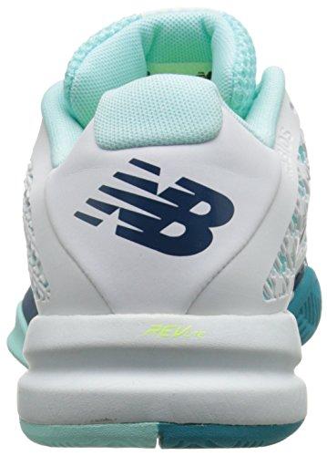 New Balance WC996v2 Women's Scarpe Da Tennis (B Width) Blue