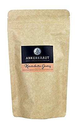 Kräuterbutter Gewürz, 130gr im aromadichten Beutel von Ankerkraut GmbH - Gewürze Shop