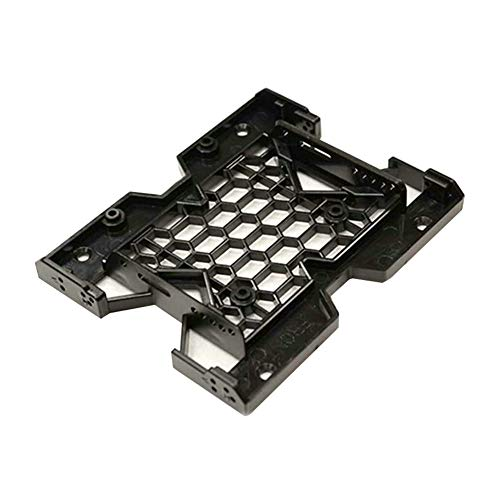 Yeshai3369 5,2 auf 8,9 cm / 2,5 Zoll SSD HDD Tray Caddy Gehäuse Adapter Backplate Cooling Fan Mount Bracket Solid-state-elektronik