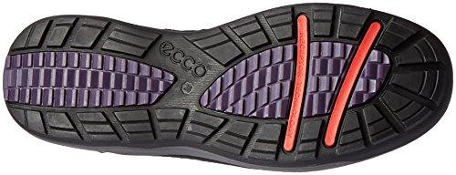 ECCO Trace Lite, Scarpe Sportive Outdoor Donna Nero (BLACK/DARK SHADOW56340)
