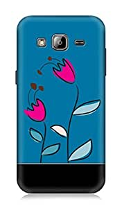 Samsung Galaxy On7 3Dimensional High Quality Printed Back Case