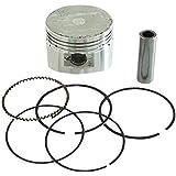 JRL Piston Segments Pour 110cc 125cc 120cc Dirt Bike Thumpstar Loncin Lifan O 52,4mm