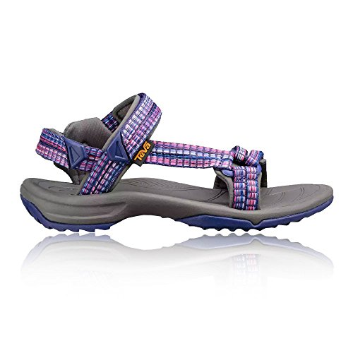 Teva Terra Fi Lite Womens Sandals 36 EU Samba Purple Multi