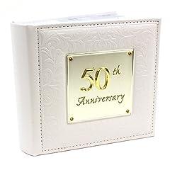 Idea Regalo - Shudehill 77985 - Album per Il 50° Anniversario di Matrimonio