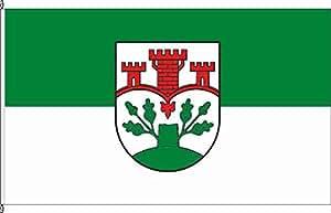 Hochformatflagge Schwichtenberg - 150 x 400cm - Flagge und Fahne