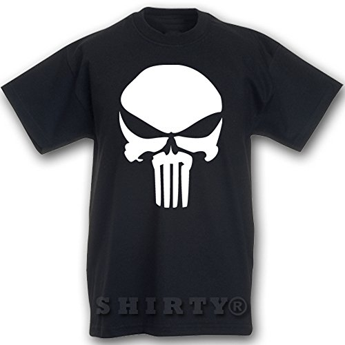 Punisher - T Shirt - schwarz - S bis 5XL - 212 Schwarz