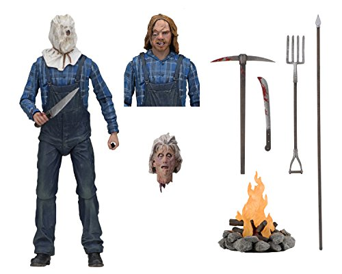 Friday the 13th Part 2 Ultimate Jason Voorhees 7-Inch Action Figure