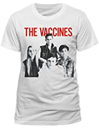 The Vaccines (Coming Of Age) T-shirt (White)