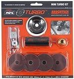 Arbortech Mini-Turbo-Kit für den Winkelschleifer, ideales Werkzeug für Bildhauer / Schnitzer / Holzbearbeitung