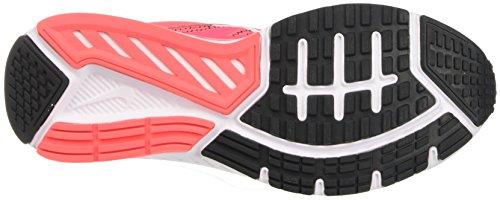 Nike Damen Wmns Dart 12 Laufschuhe Pink (Hot Punch/white/anthracite)