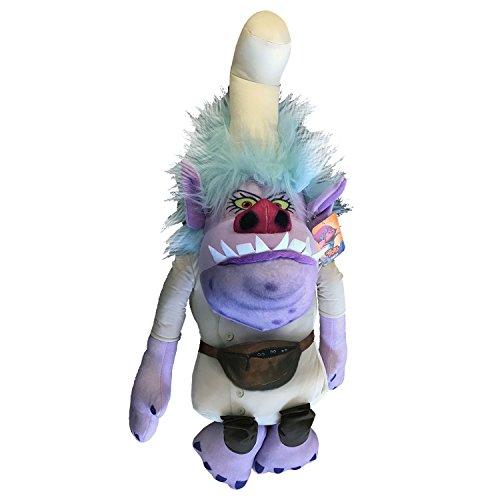 CHEF BERGEN de Trolls GIGANTE 80cm