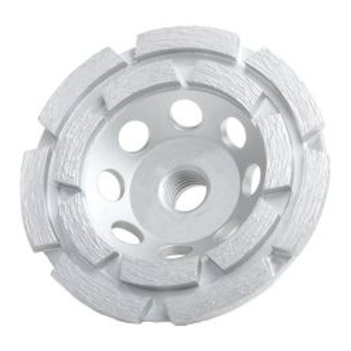 Forney 71510 Diamond Cup Wheel with 5/8-Inch Arbor, 4-Inch by Forney -