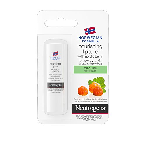 Neutrogena Norwegian Formula Nordic Berry Lip 4.8g - Lip Balm Lip Care -