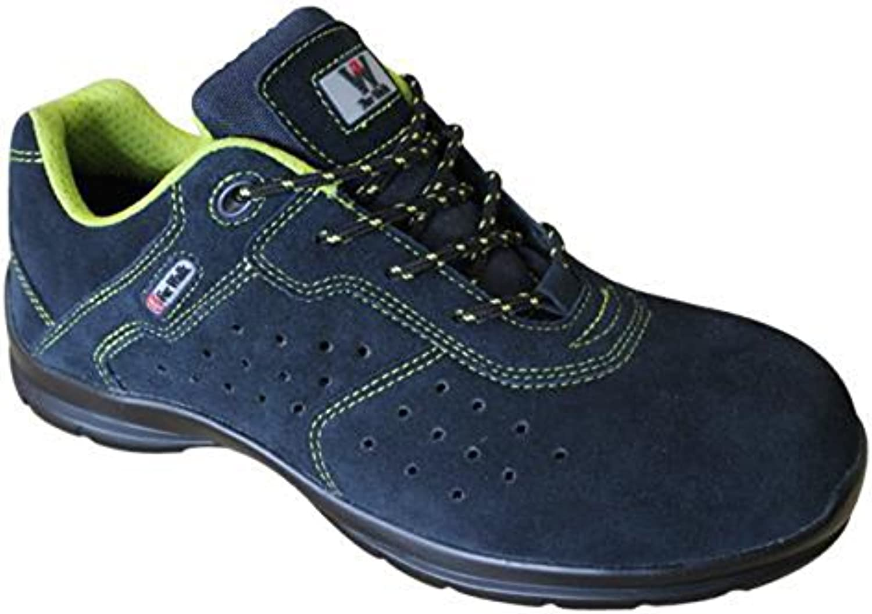 4Walk Nairobi S1+P SRC - zapatos de seguridad ligeros - azul