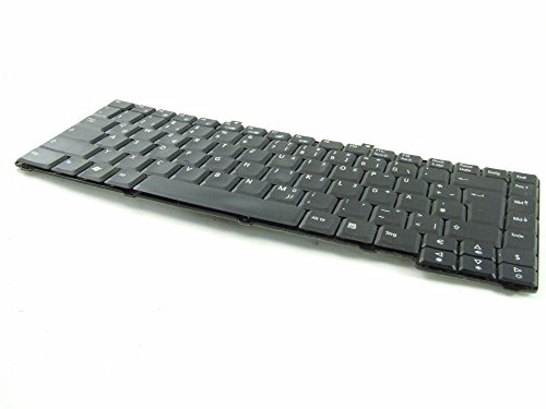 Acer AEZL1TNG019 ZL1 Travelmate 4000 DE Keyboard Notebook Tastatur 99.N7082.00G (Generalüberholt) Acer Travelmate 4000 Notebook