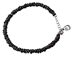 Idea Regalo - My Silver Bracciale Cloto Small Argento Sterling 925 Colore Brunito