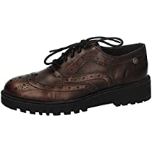 70d55ffb zapatos blucher mujer xti, MUJER ZAPATOS MODA BLUCHER modelo 46093 de la  marca XTI Ampliar imagen