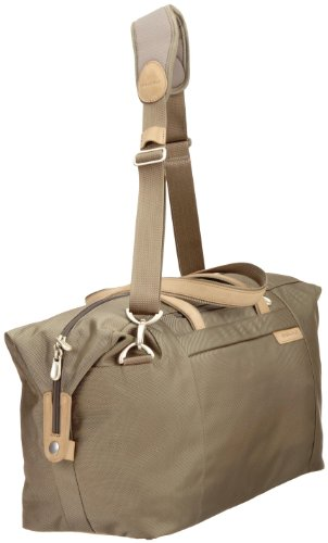 Briggs & Riley Travel Satchel 256-7, Weekender, Grün (Olive), L Olive