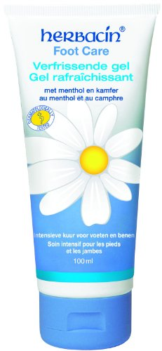 Herbacin Gel Rafraichissant pour les Pieds 100 ml