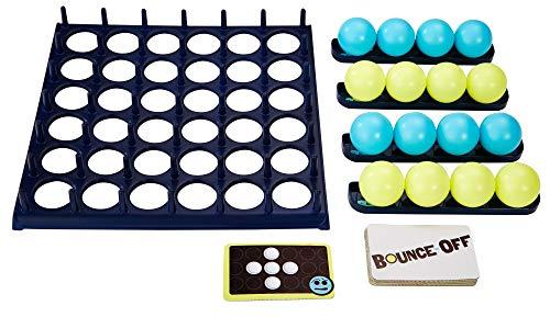 Mattel Games Bounce-Off, Juego de Mesa (Mattel CBJ83)