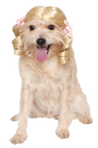 Rubies Costume Company Blonde Cheerleader Pet ()