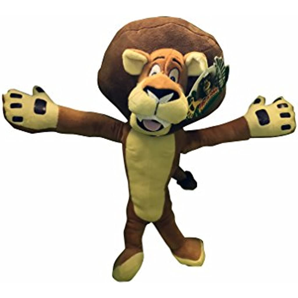 DreamWorks Alex the lion of madagascar, single piece